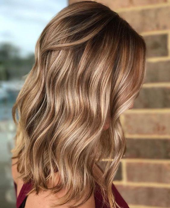 55 Honey Hair Color Hairstyles