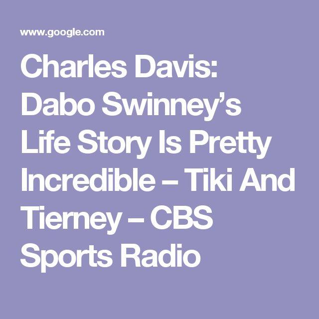 Charles Davis: Dabo Swinney's Life Story Is Pretty Incredible – Tiki And Tierney – CBS Sports Radio