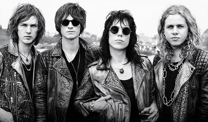 The Struts Band Picture
