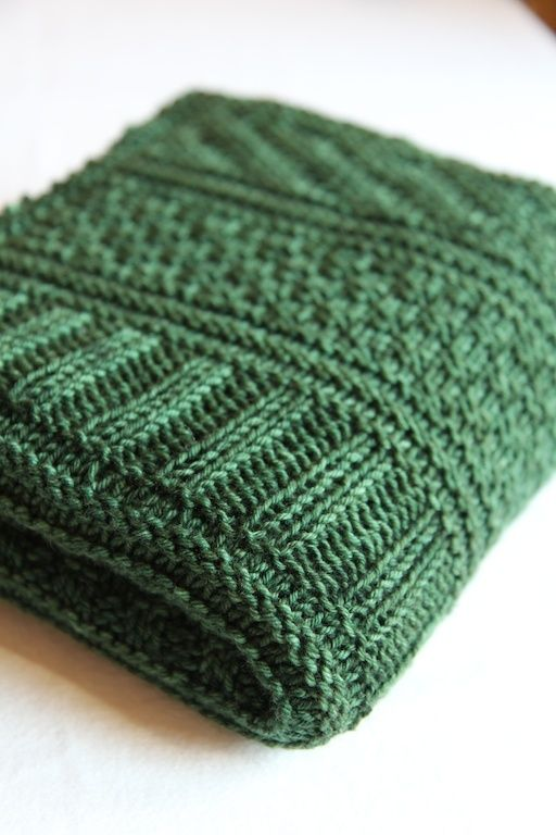 Knitting Edges For Blankets : Best images about knitting blankets dishcloths