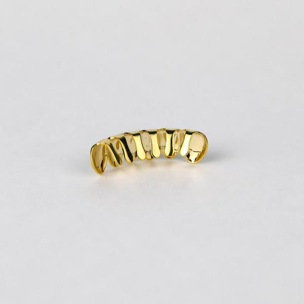 Gold Bottom Grill back