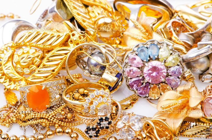 gold jewelry - Google Search