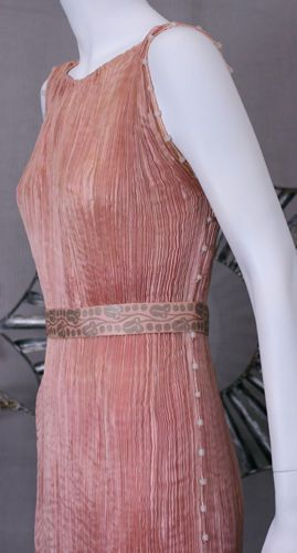 fortuny delphos gown c1930