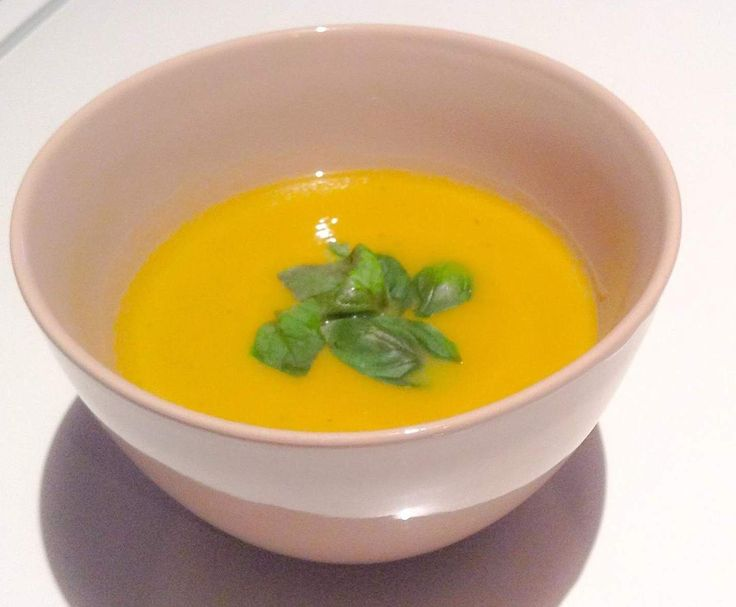 Recipe Michelle Bridges 12WBT Asparagus and Sweet Potato Soup by love.thy.thermie - Recipe of category Soups