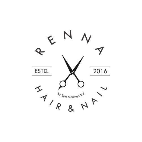 Nail Salon Logo Design Ideas nail spa logo design householdairfresheners Designs Design A High End Organic Zen Look For Renna Hair And Nail Salon