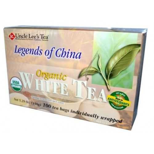 TEA,LGND OF CHINA,OG1,WHITE - $5.99