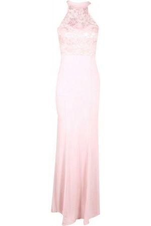 Maxi dresses - Boohoo Petite Kirsty Lace Panel Slinky Maxi Dress
