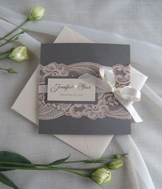 13 Hochzeitseinladungskarten für eine unvergessliche Party