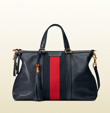 Gucci - Rania Top Handle Original GG Canvas Bag 309621AZ72W8497