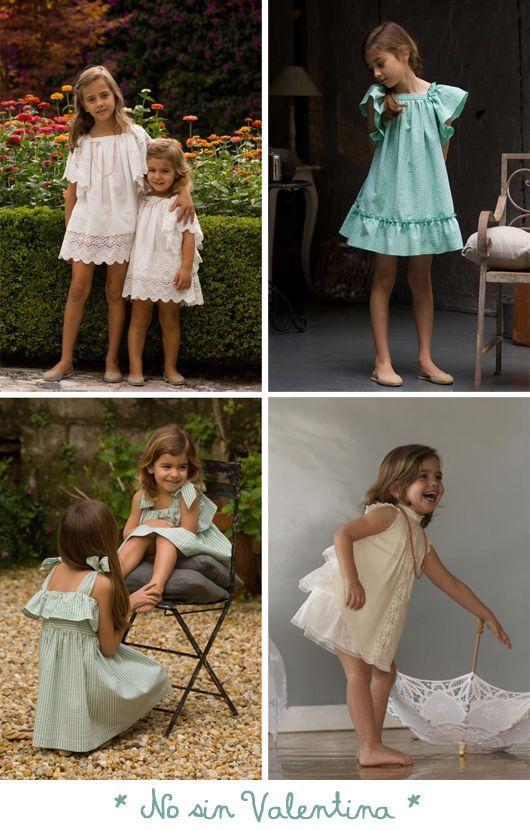 Vestidos para niñas de arras y niñas de flores | Tendencias de Bodas Magazine |