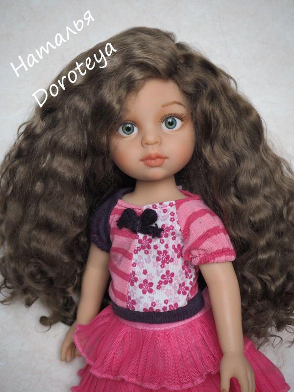 И снова я с куклами Paola Reina. Немного их преобразила / ООАК Паола Рейна (Paola Reina) и Антонио Хуан (Antonio Juan) / Бэйбики. Куклы фото. Одежда для кукол