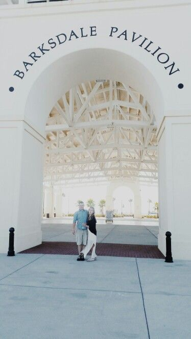 Barksdale Pavilion Beautiful On A Gorgeous Biloxi Beach Would Be Great Place