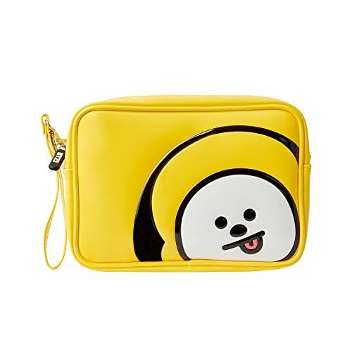 37cde498244f BT21 Official Merchandise by Line Friends - Enamel Cosmetic Bag ...