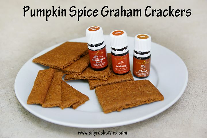 Pumpkin spice graham crackers oily rockstars young for How to make pumpkin spice essential oil