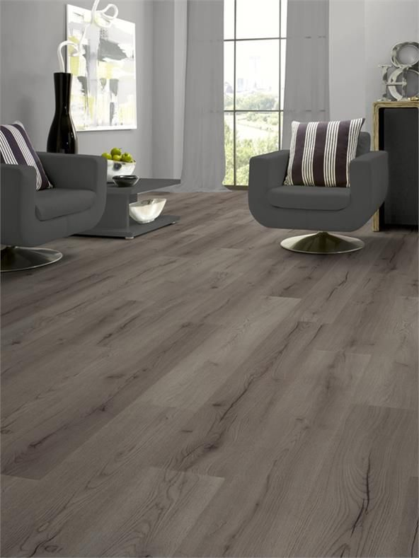 This Gorgeous Grey Century Oak Laminate Flooring Offers Outstanding
