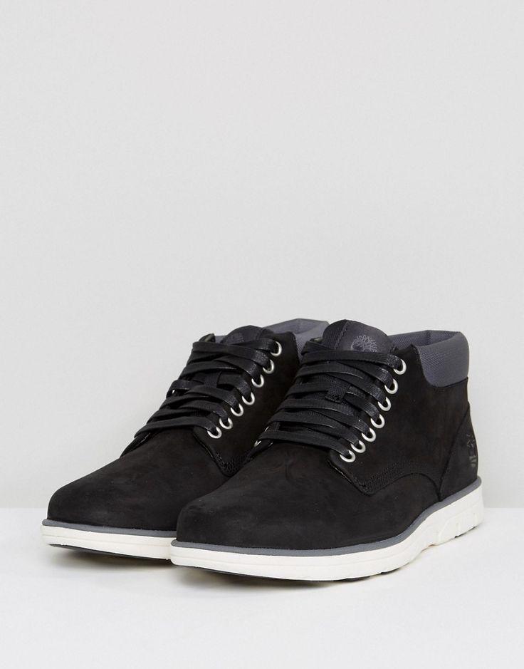 Timberland Bradstreet Chukka Boots - Black