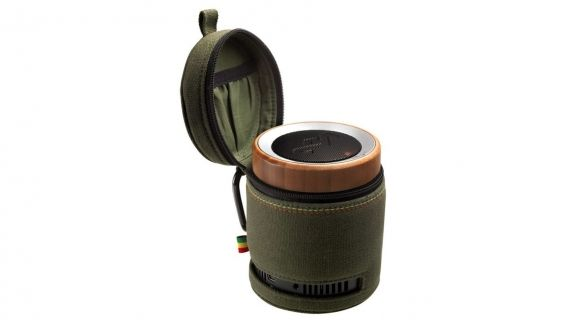 Eco portable speaker