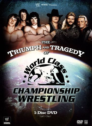 WWE: The Triumph and Tragedy of World Class Championship Wrestling [DVD] [2007]