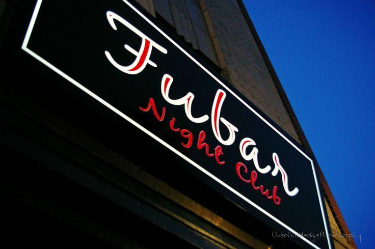 Fubar Nightclub in Huntsville, Alabama. Photo from livingoverthehedge.tumblr.com