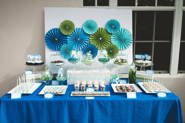 little prince party baby parties shower ideas dessert tables baby