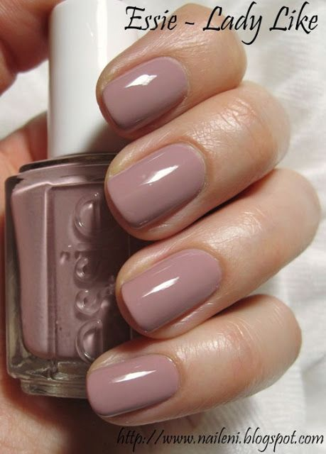 nails reloaded by naileni: [Nagellack] Essie - Lady Like