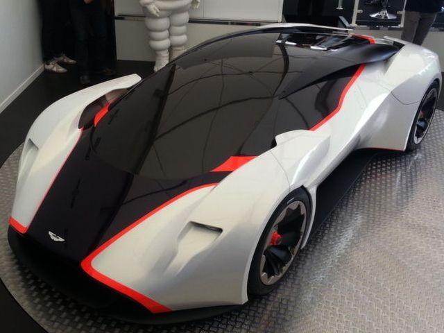 aston martin GT6 dp 100