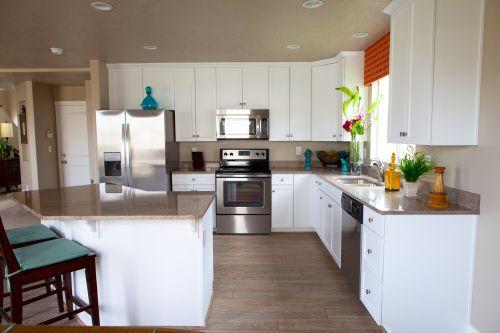 Kitchen Design The Vistas West Valley City Liberty Homes Utah Home Builder White