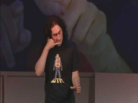 Ross Noble Muffins - YouTube
