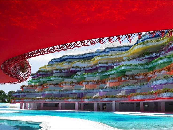 #jeannouvel #ibiza Incredible new apartment development by reknowned architect http://www.lucasfox.com/Buy-property/Spain/ibiza/ibiza_town/Apartment/LFB305d.htmlA Mini-Saia Jeans, Ibiza Incredibles, Life Marina, New Apartment, New Jeans, Marina Ibiza, Jeannouvel Ibiza, Ibiza Spain
