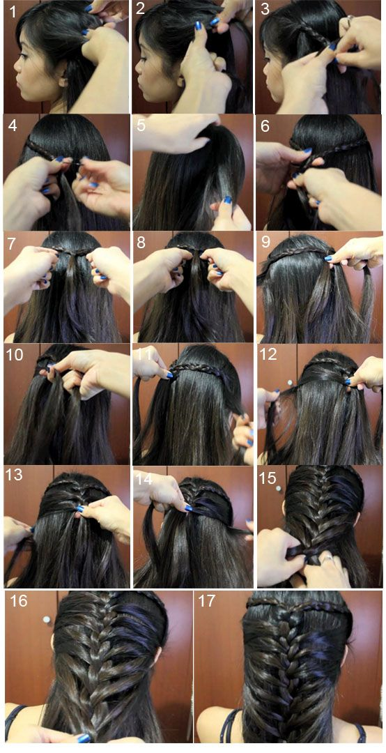 french hair style step by step 25 best ideas about mermaid braids on 7325 | 20326611b4c26217bcee119c109d9a02 mermaid hairstyles french braid hairstyles