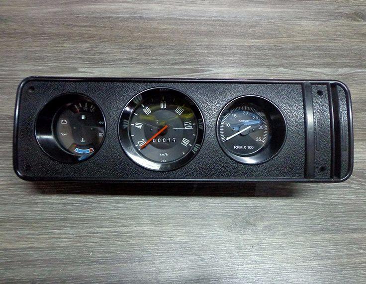 painel de instrumentos kombi à diesel c/ contagiros original