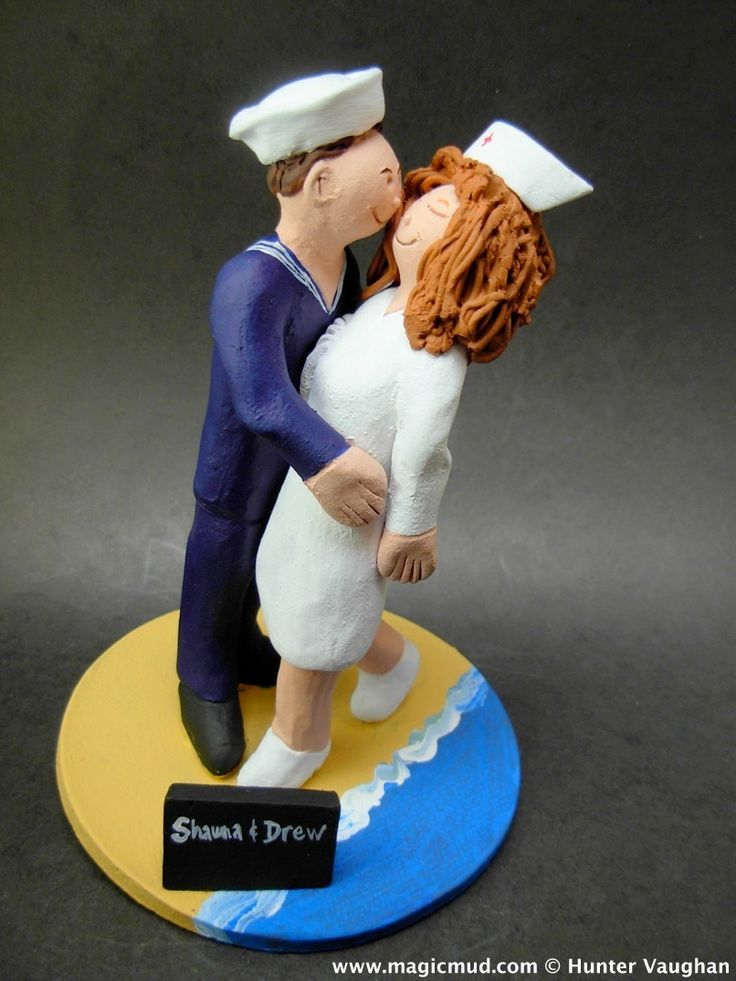 Nurse Marries Soldier Wedding Cake Topper http://www.magicmud.com   1 800 231 9814  magicmud@magicmud.com $235  https://twitter.com/caketoppers         https://www.facebook.com/PersonalizedWeddingCakeToppers   #nurse#nursing#wedding #cake #toppers #custom #personalized #Groom #bride #anniversary #birthday#soldier#weddingcaketoppers#cake-toppers#figurine#gift#wedding-cake-toppers