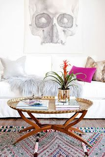 Home-Styling | Ana Antunes: Get The Look - Bohemian Chic