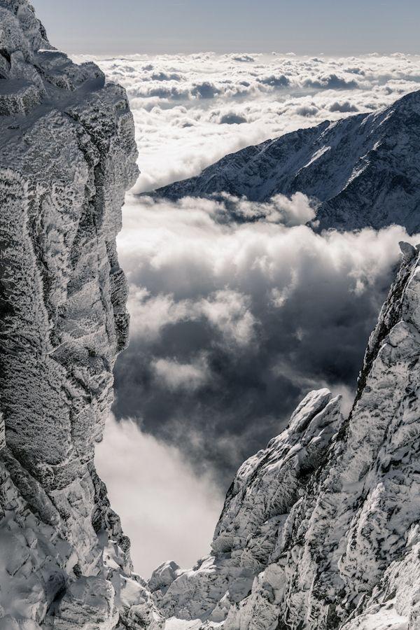 Lomnicky Peak, High Tatras, Slovakia - Andy Butkaj