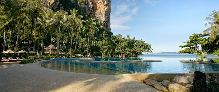 Near Krabi - villa (7 and 3 day honeymoon packages) Rayavadee Krabi