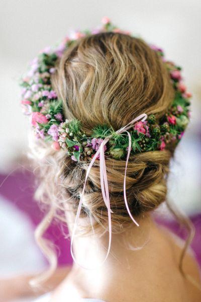 Die 60 schönsten Brautfrisuren 2016: So findet jede Braut den perfekten Trend für die Hochzeit! Image: 2