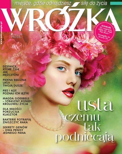 """""""WRÓŻKA"""" marzec 2015"""