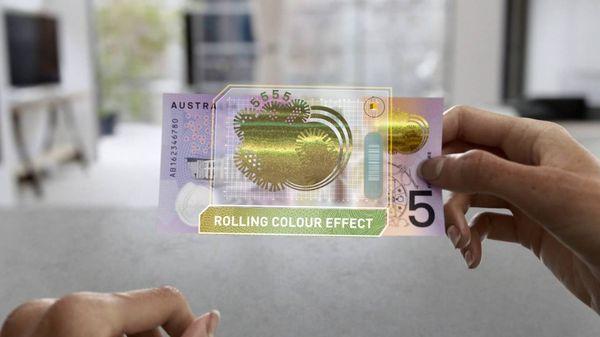 Australisches Bargeld ist der neue, heiße Scheiß