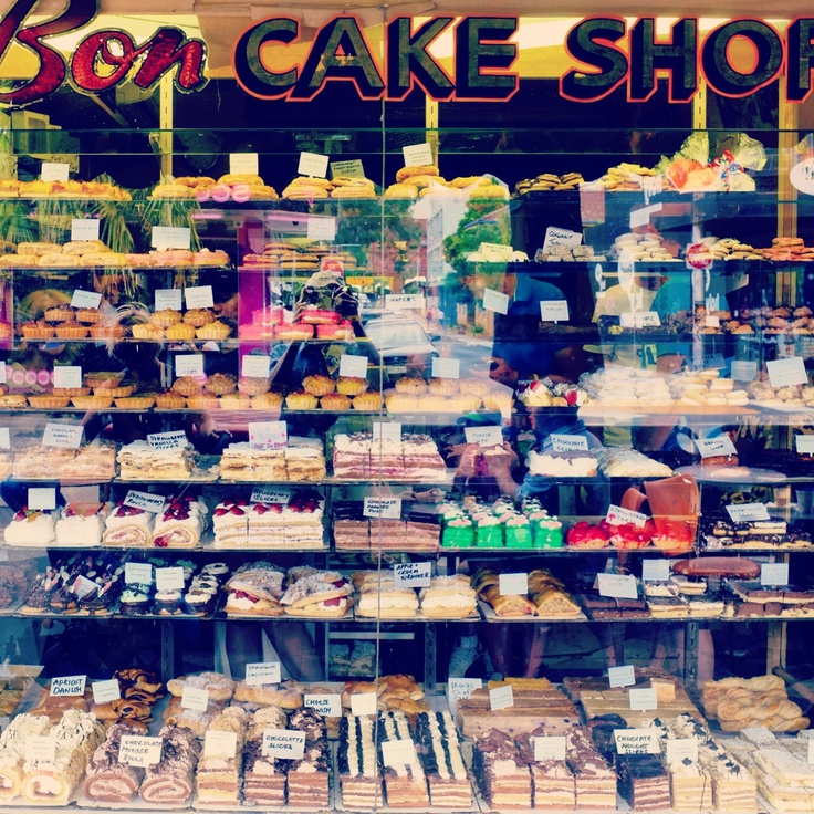 Cake Shop, St Kilda