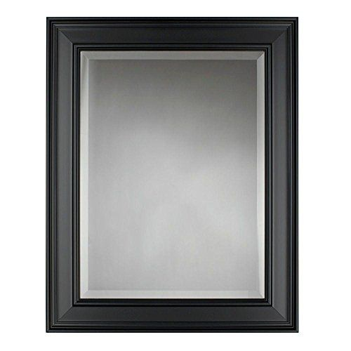 1000 Ideas About Black Framed Mirror On Pinterest Large