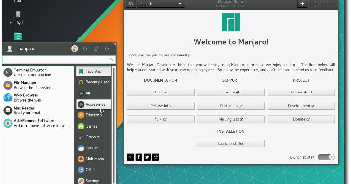 Download Manjaro Linux 17.1.0 Released With Latest Packages http://thesolutionrider.blogspot.com/2018/01/download-manjaro-linux-1710-released.html -solutionrider