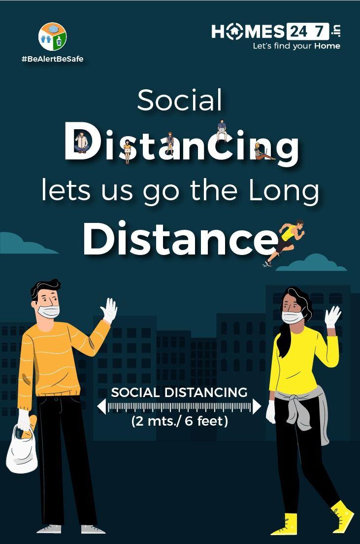 Social Distancing In 2020 Monday Motivation Social Awareness