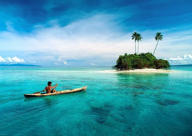 Be #close #to #nature in #Solomon #Island