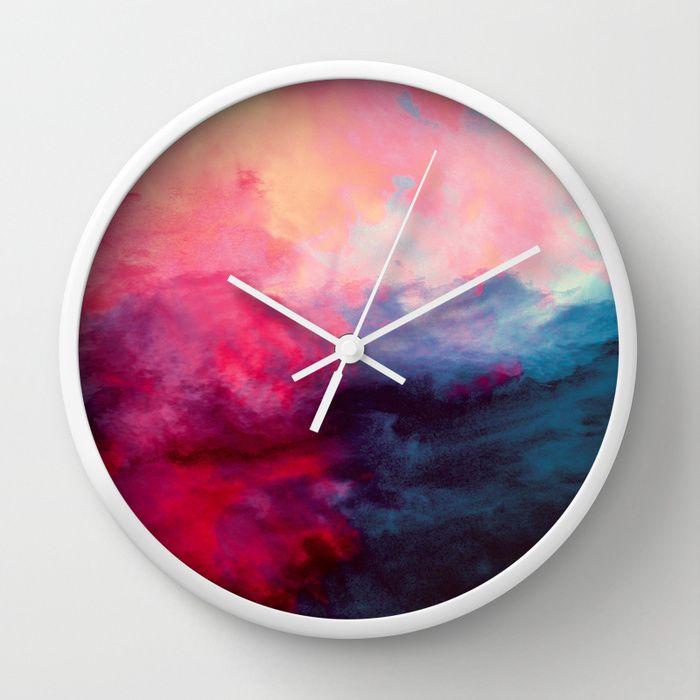58 best Wall Clocks images on Pinterest   Wall clocks, Decor room ...