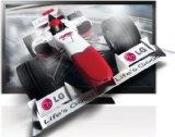 LG 60PZ250 152 cm (60 Zoll) 3D Plasma Fernseher (Full HD, 600Hz SFD, DVB T/C, CI+) schwarz