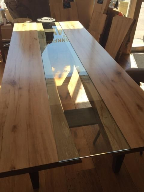17 Best Images About Live Edge Tables Harvest