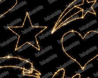 Fireworks clipart | Etsy