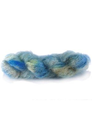 #7 Mohair Handdyed By Charlotte Spagner