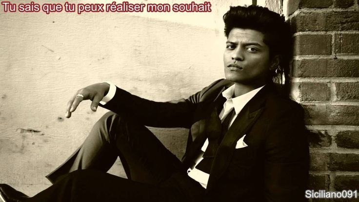 Bruno Mars - Treasure TRADUCTION FR