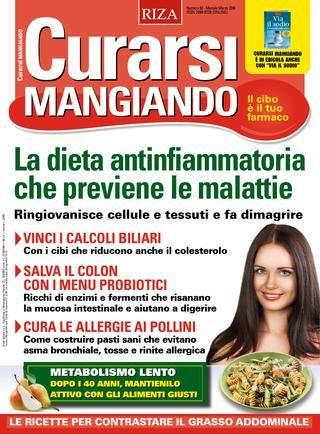 "Cover of ""Curarsi Mangiando"""
